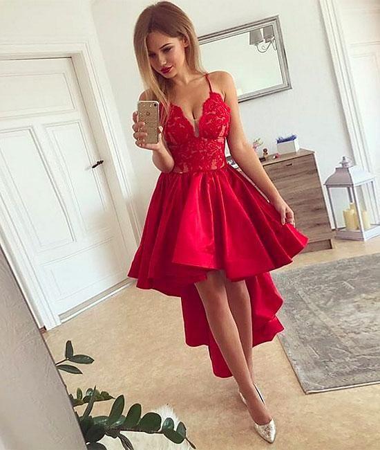 Короткие новогодние платья 2019 (42)