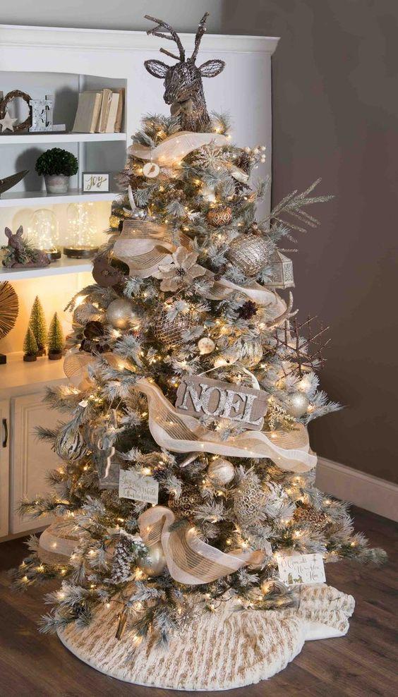 Как украсить дом к Новому году 2019? (44)