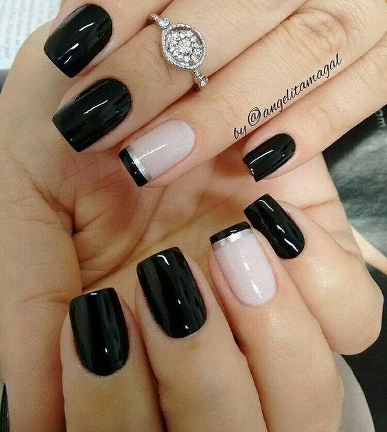 Красивый дизайн ногтей 2019 (58)