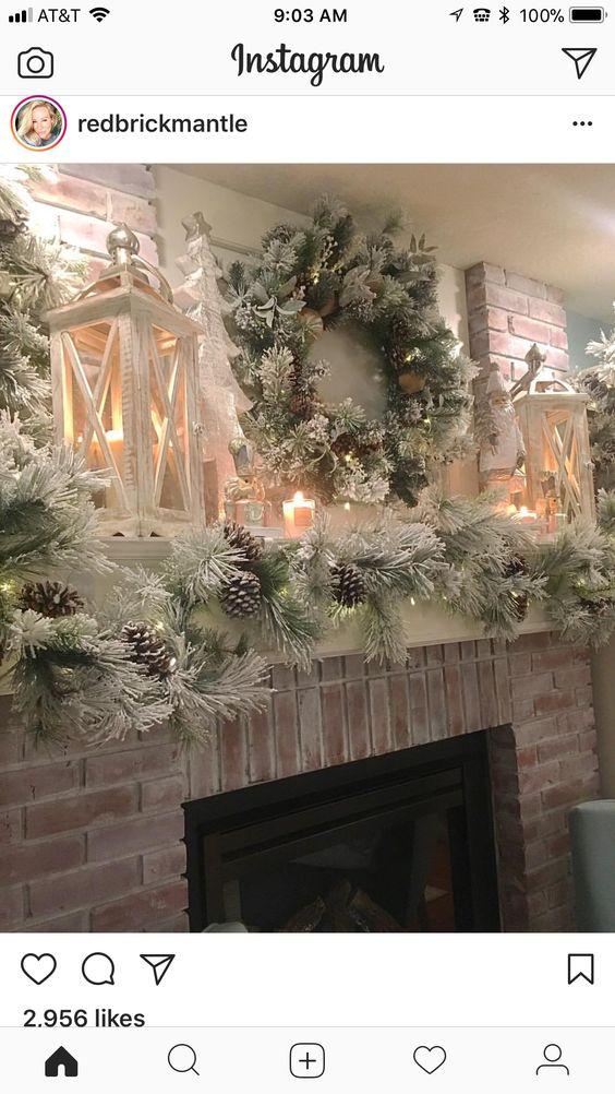 Как украсить дом к Новому году 2019? (43)