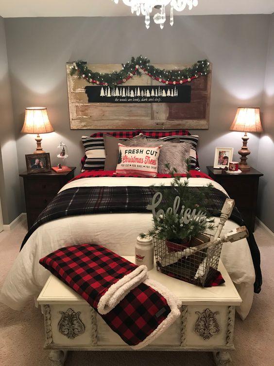 Как украсить дом к Новому году 2019? (24)