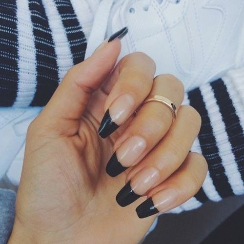 Красивый осенний дизайн ногтей 2019 (32)