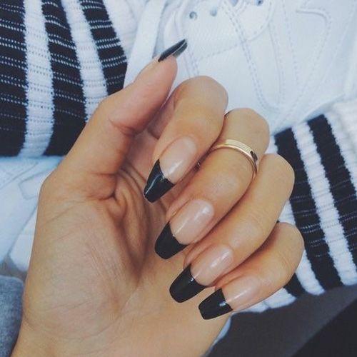 Ногти гель-лак дизайн Новый год 2019 (12)
