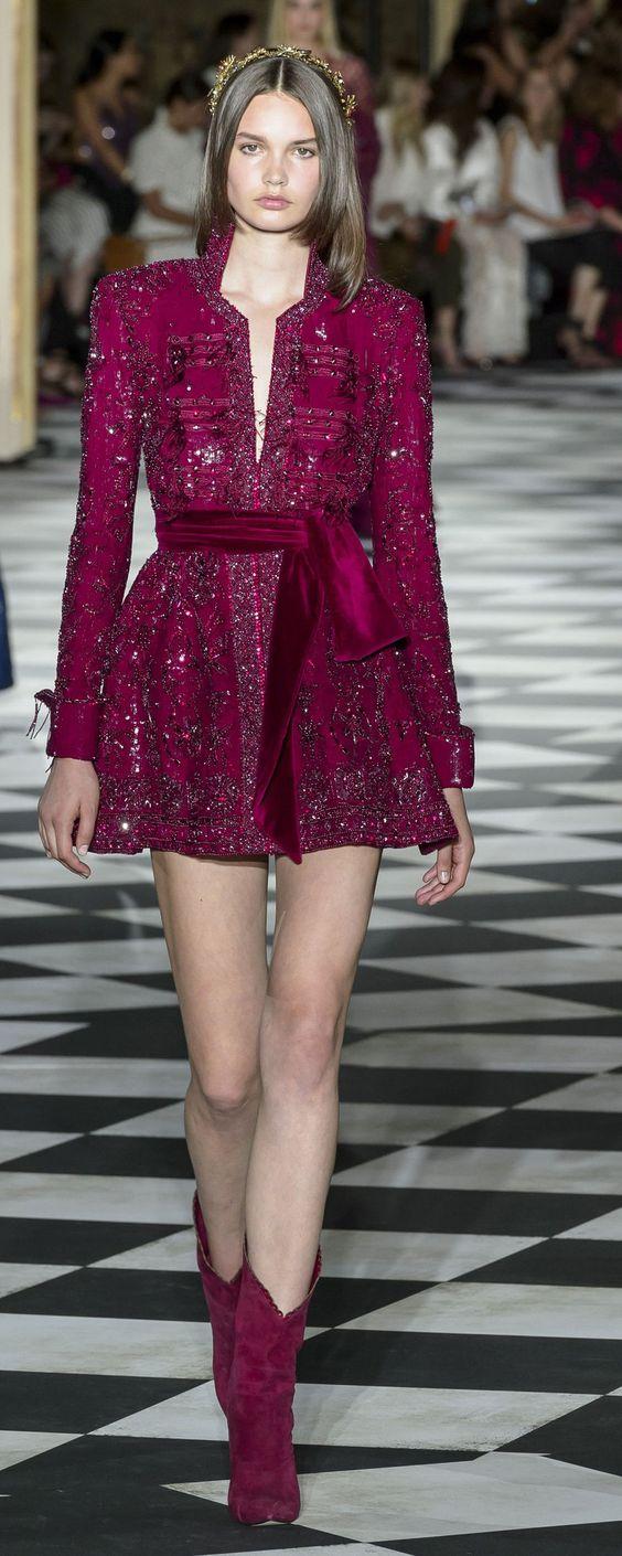 Короткие новогодние платья 2019 (41)