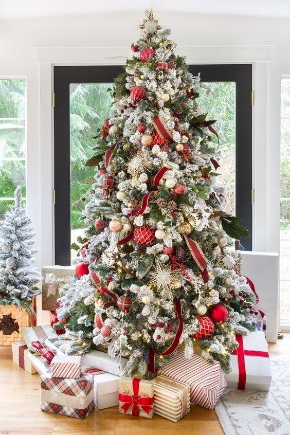 рано новогодние елки фото для дома уход