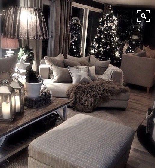 Как украсить дом к Новому году 2019? (25)