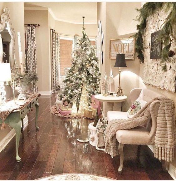 Как украсить дом к Новому году 2019? (19)