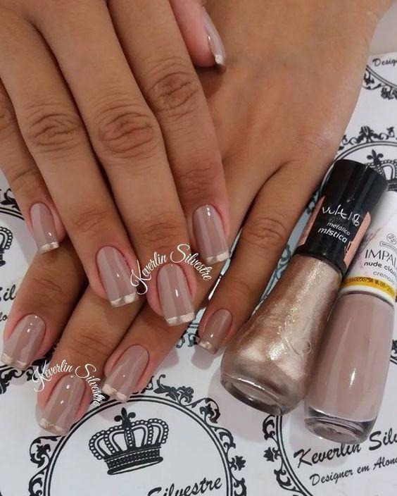 Красивый осенний дизайн ногтей 2019 (57)