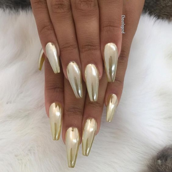Дизайн ногтей зима 2019 фото новинки (38)