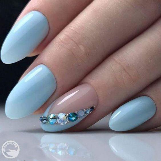 Красивый дизайн ногтей 2019 (25)