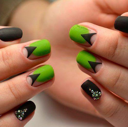 Красивый дизайн ногтей 2019 (9)