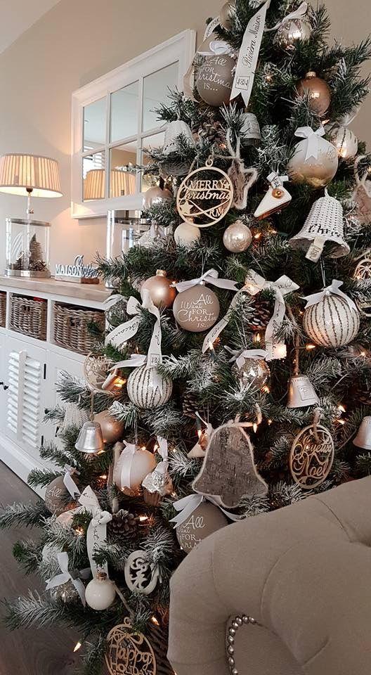 Как украсить ёлку к Новому году 2019? (11)
