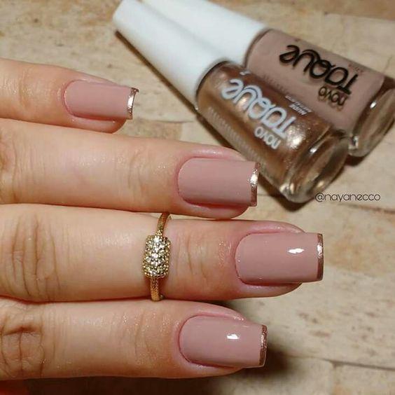 Красивый осенний дизайн ногтей 2019 (2)