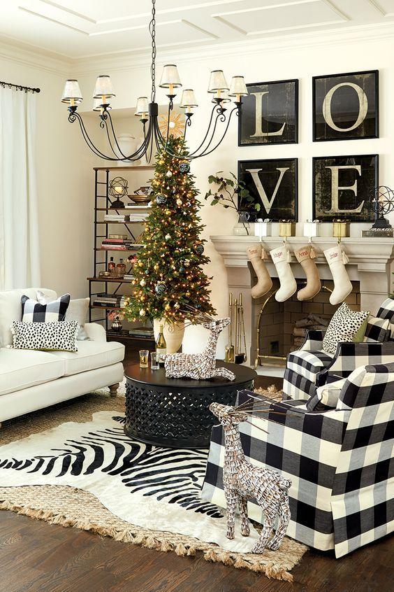 Как украсить дом к Новому году 2019? (2)