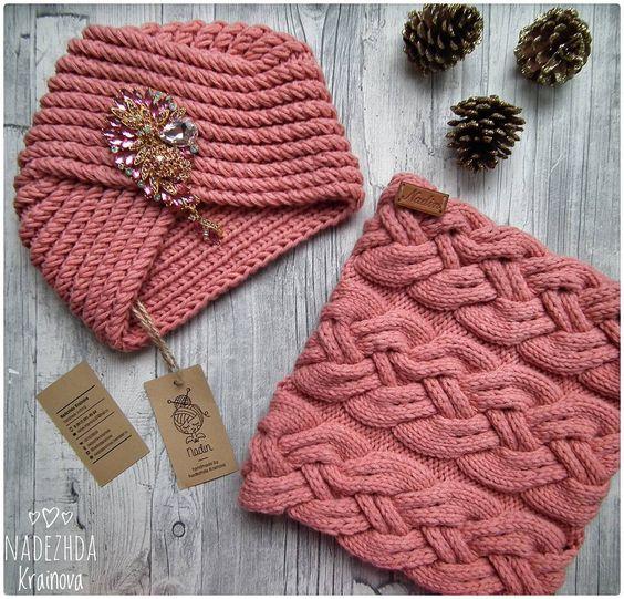 Тренды шапки зима 2019 (31)