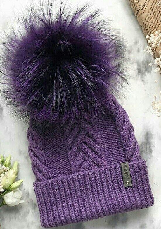 Тренды шапки зима 2019 (26)
