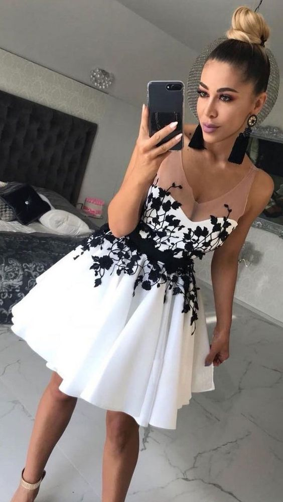 Зимние платья 2019 (20)