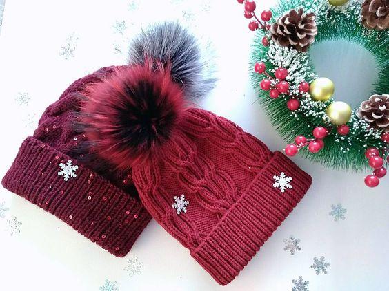 Тренды шапки зима 2019 (7)