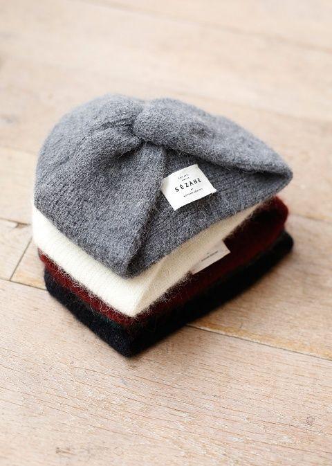 Вязаные шапки 2019 (3)