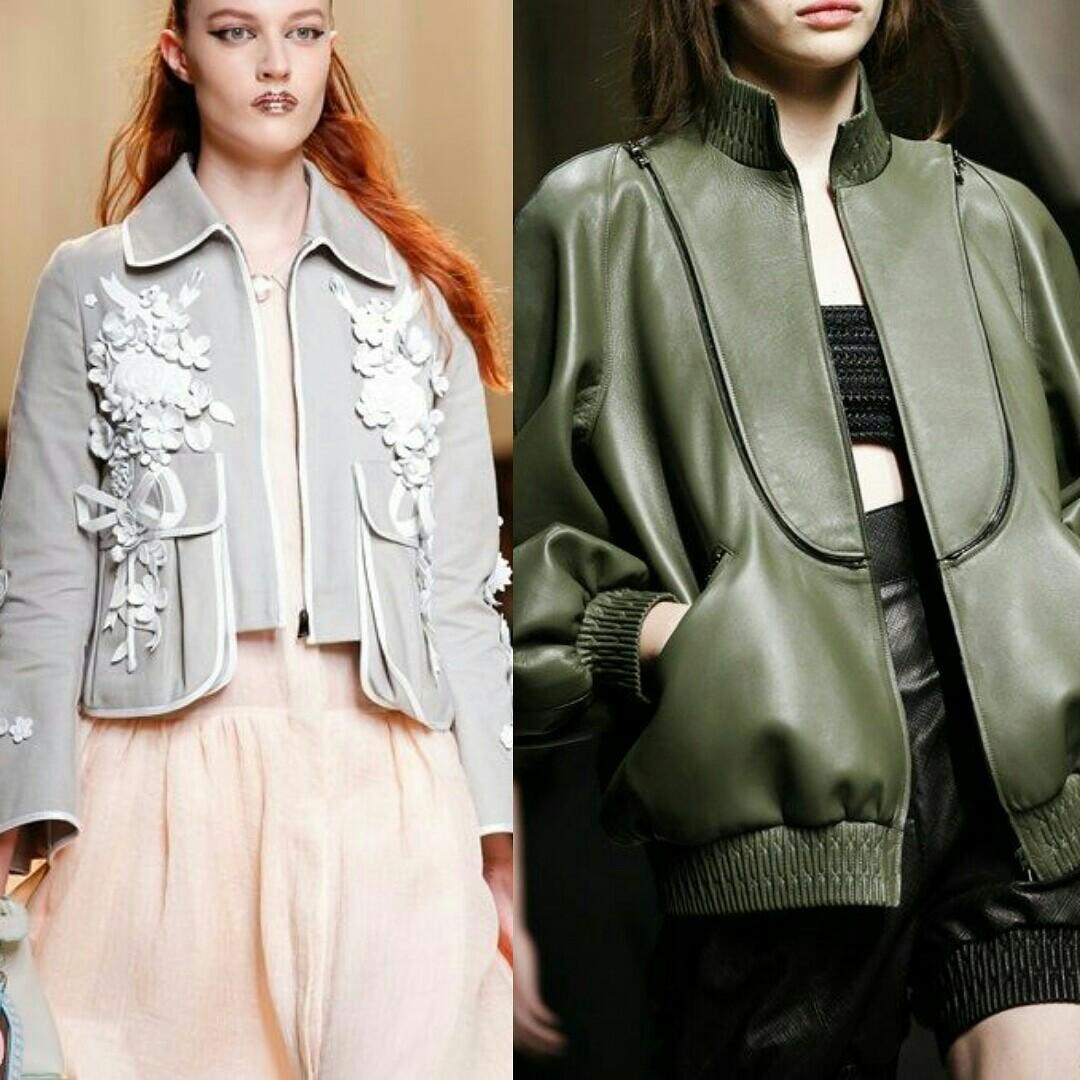 Куртки весна 2019
