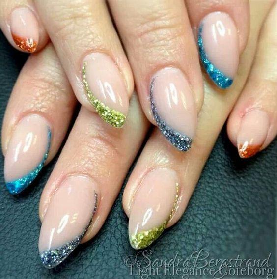 Нежный дизайн ногтей весна 2019 (16)