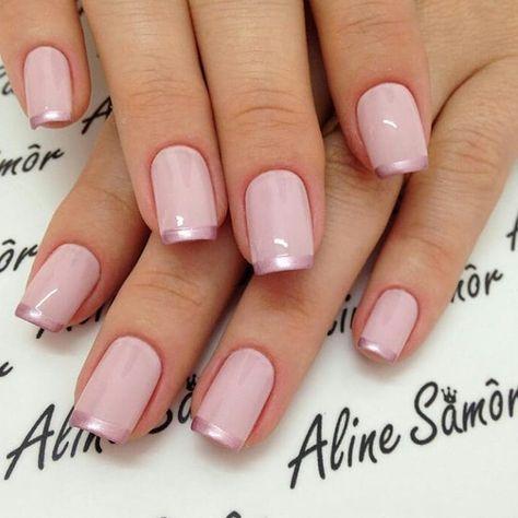 Нежный дизайн ногтей весна 2019 (46)