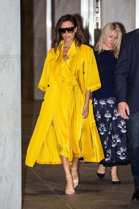 Жёлтое платье 2019 (14)
