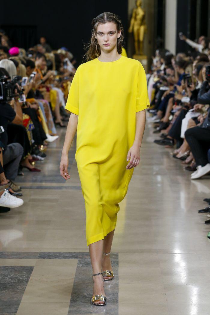 Жёлтое платье 2019 (2)