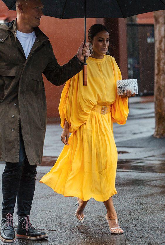 Жёлтое платье 2019 (6)