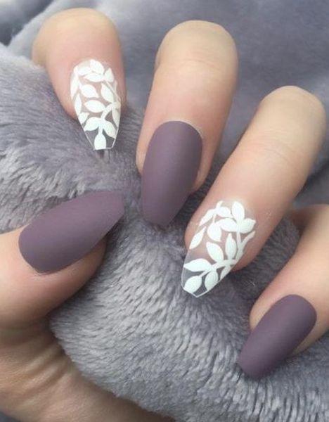 Светлые ногти дизайн 2020 (20)
