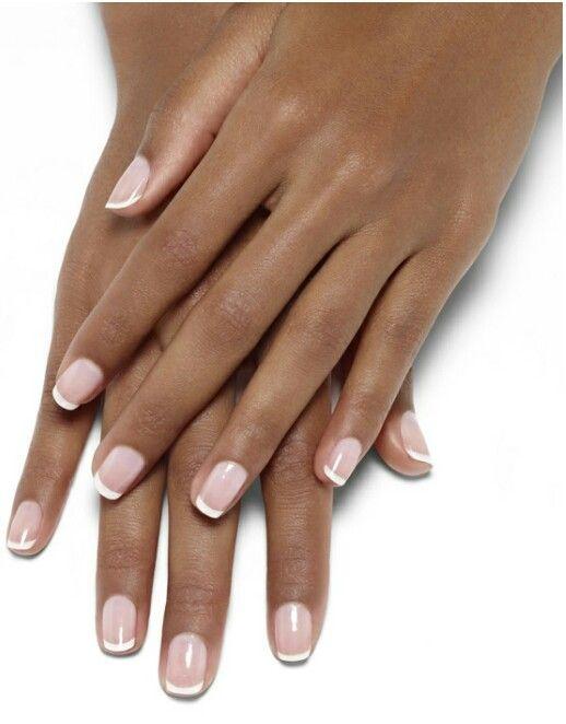 Светлые ногти дизайн 2020 (45)