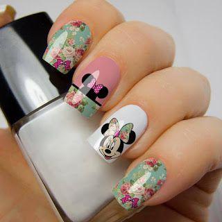 Светлые ногти дизайн 2020 (6)