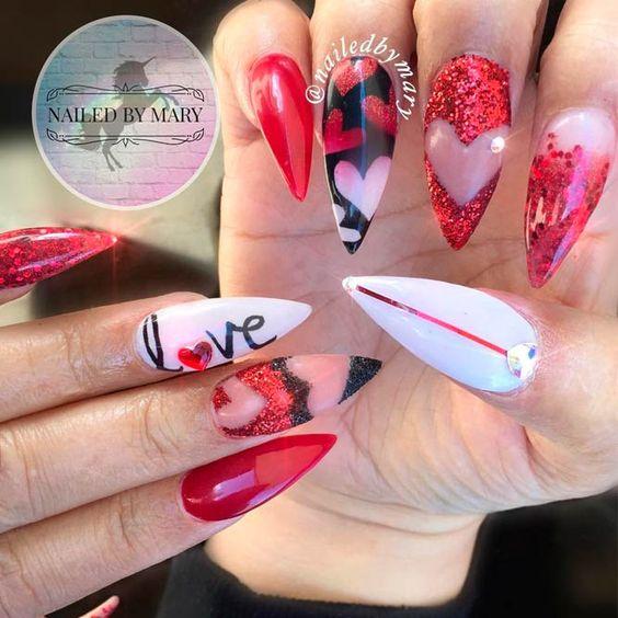 Светлые ногти дизайн 2020 (1)