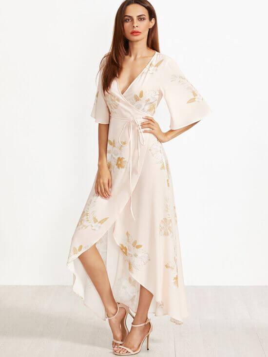 Платье с длинным рукавом 2020 (35)