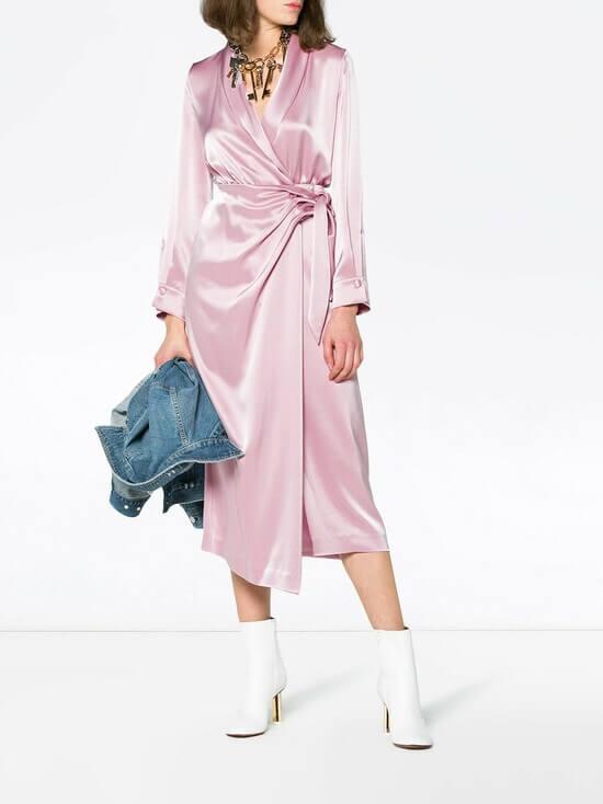 Платье с длинным рукавом 2020 (34)