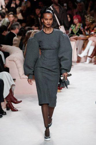 Платье с длинным рукавом 2020 (28)