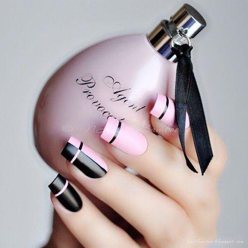 Ногти гель-лак дизайн 2021 (49)