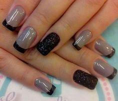 Ногти гель-лак дизайн 2021 (44)