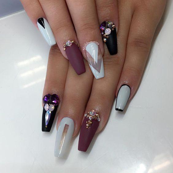 Дизайн ногтей 2021 (37)