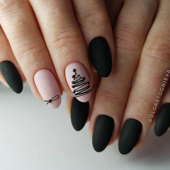 Дизайн ногтей 2021 (36)